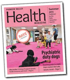 Hampshire Gazette feature article