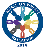 Meals on Wheels Walkathon 2014 Logo